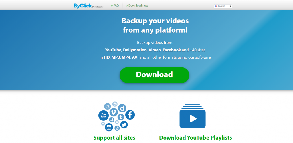 By click Downloader -Youtube To Mp3 Converter